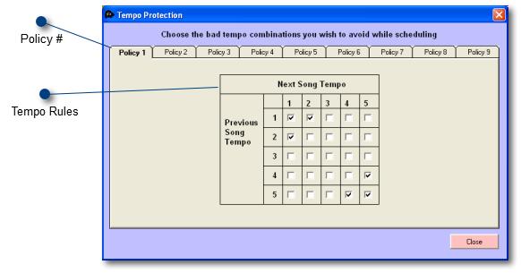 Module: Tempo Protection