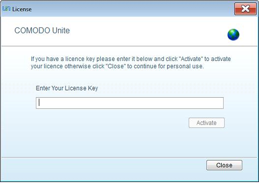 comodo activation key free